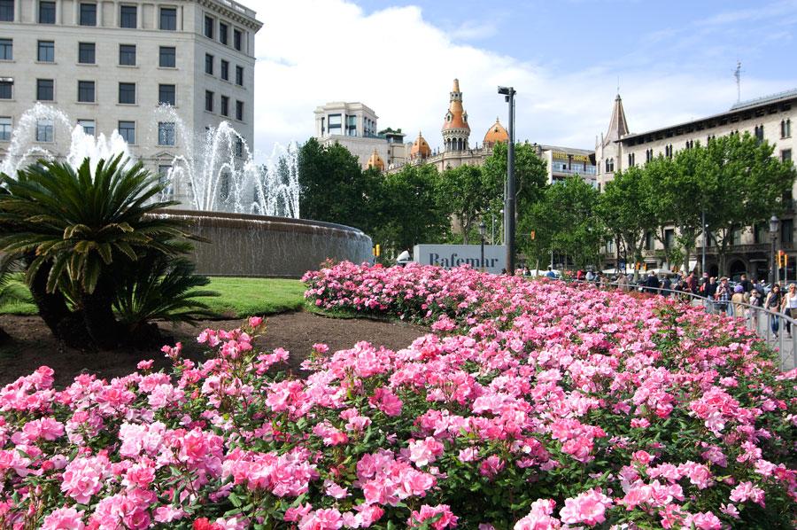 Площадь-Каталонии