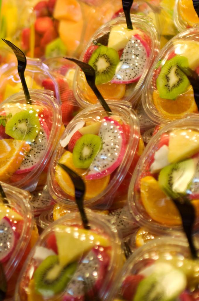 Микс наборчики фруктов