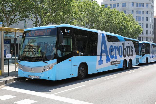 Вот так выглядит Aerobus