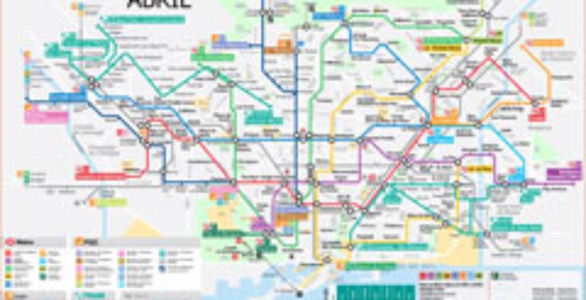 Барселона : Бас Туристик Vs Общественный транспорт