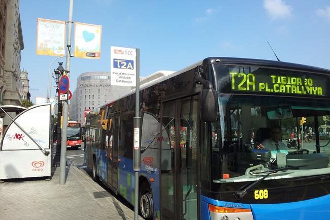 Автобус Тибидабо
