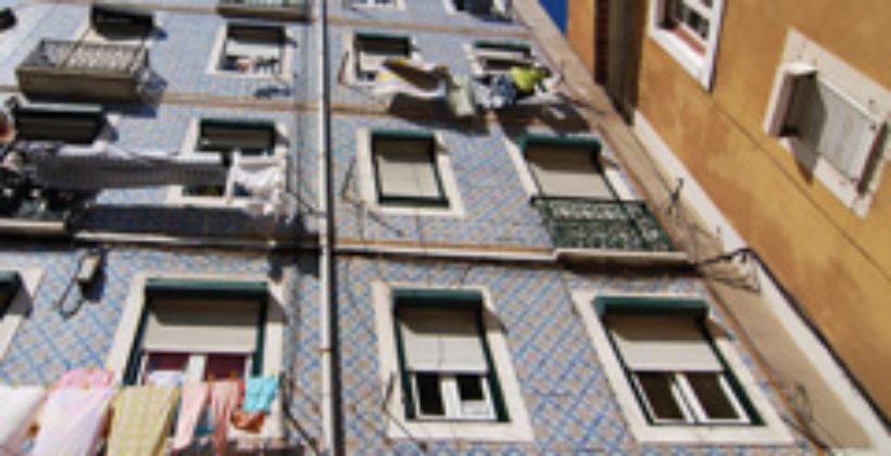 Лиссабон : недорогой отель в центре города