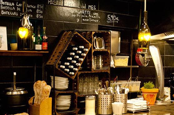 кафе Барселоны