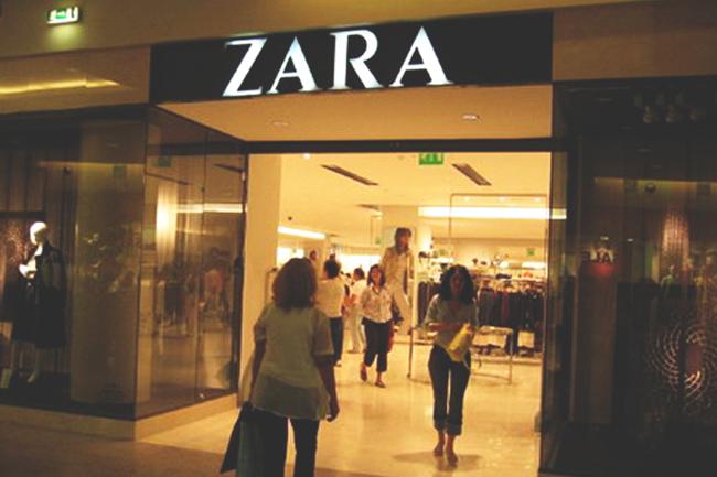 шоппинг в Барселоне