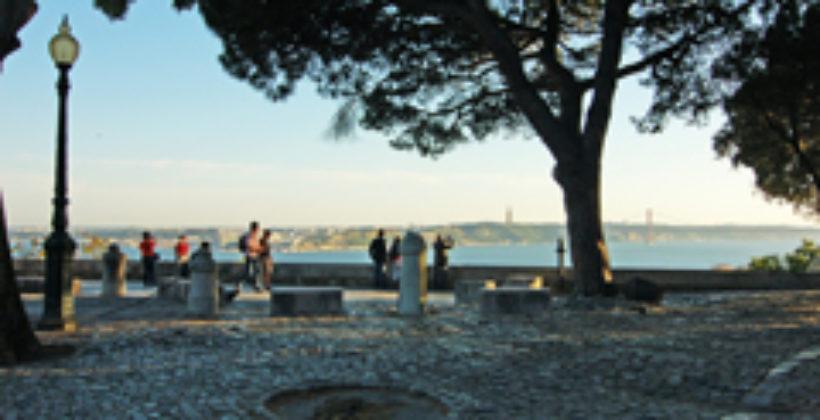 Лиссабон : замок Святого Георгия