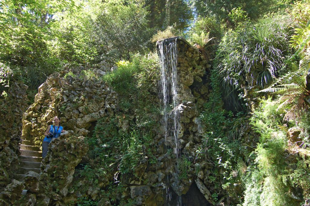 водопад Кинта да Регалейра