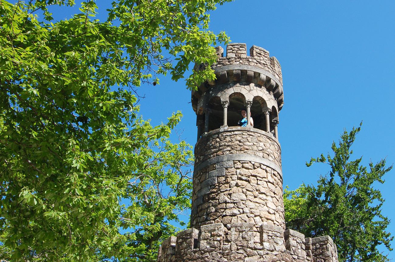 Дозорная башня