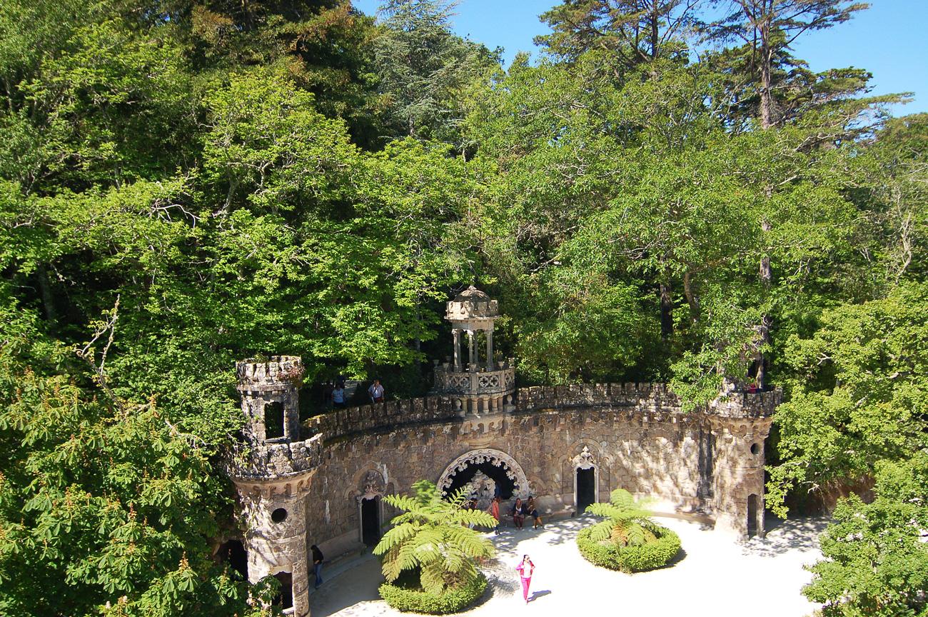 парк Кинта да Регалейра