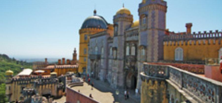Синтра : дворец Пена