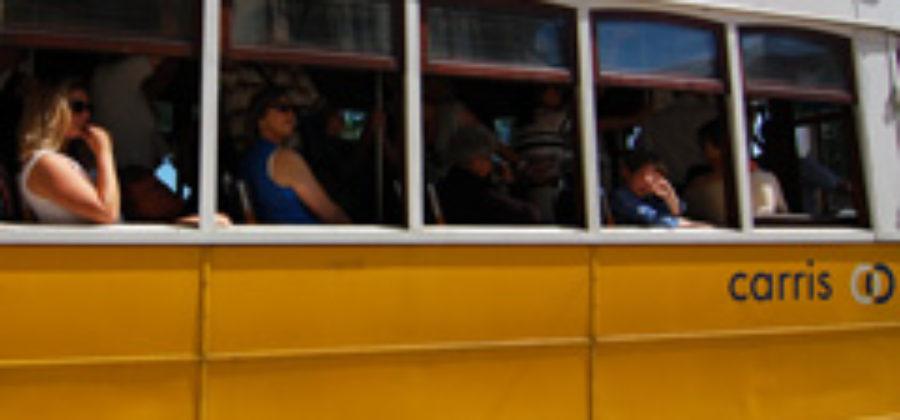 Лиссабон : общественный транспорт