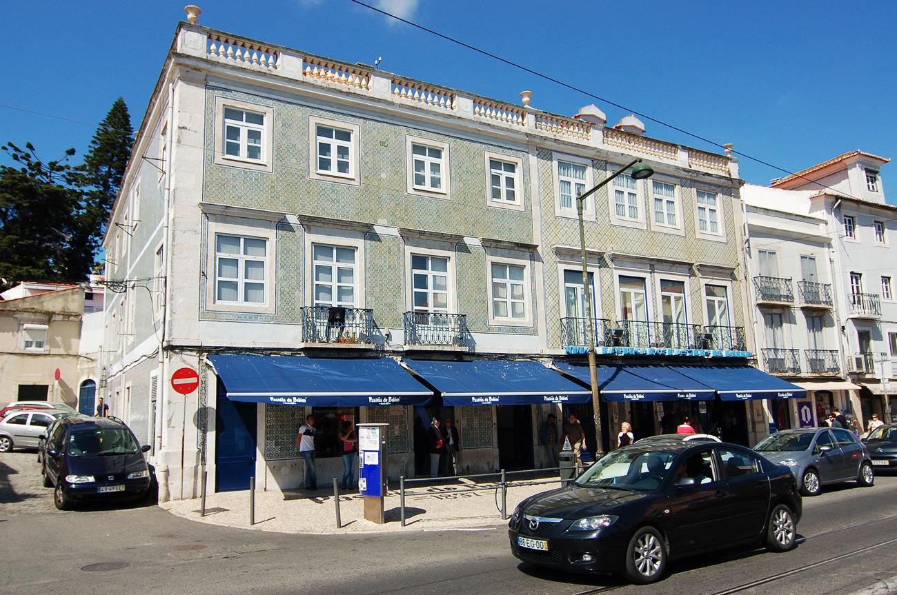 кафе Casa Pasteis De Belem