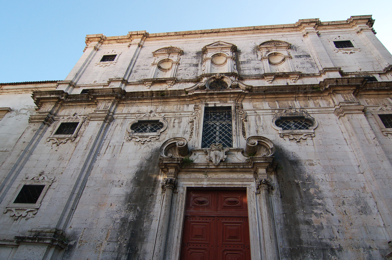 церковь да Граса