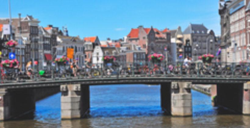 Прогулка по Амстердаму. Наш маршрут