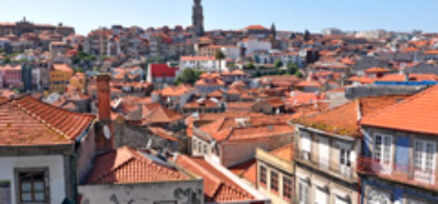 Порту : прогулки по городу