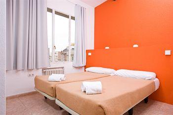 Motion hotel Мадрид