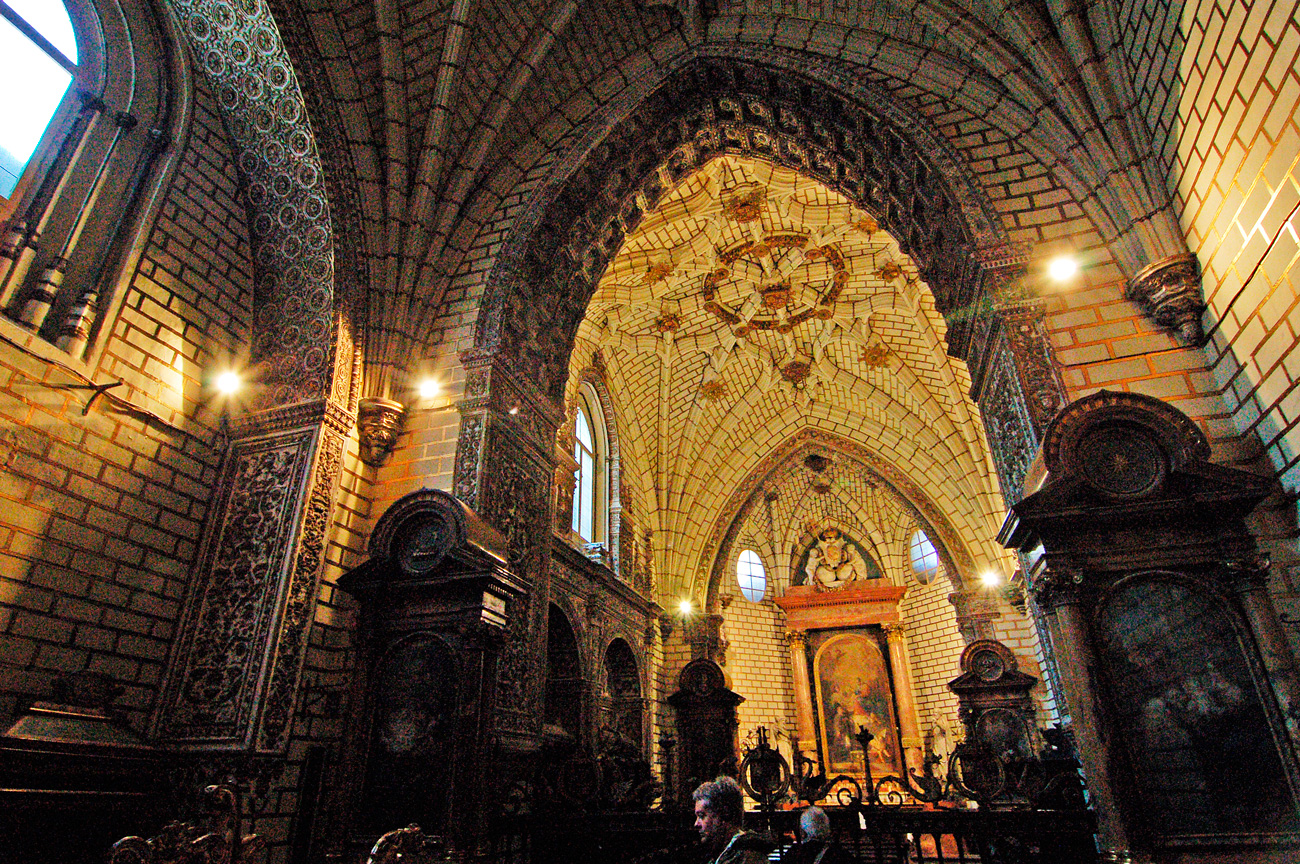 Кафедральный собор Толедо