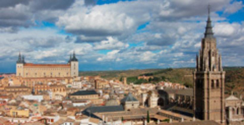 Толедо : главный католический собор Испании