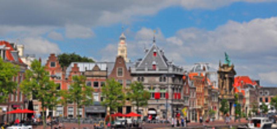 Харлем : типичный город Голландии