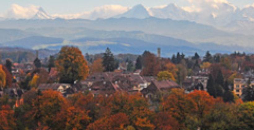 План поездки в Швейцарию