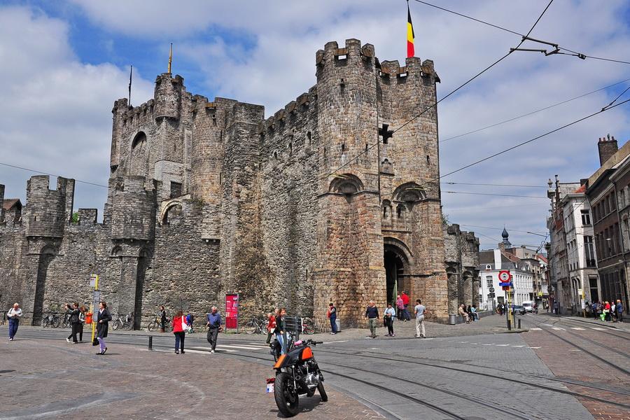 Замок графов Гравенстейн