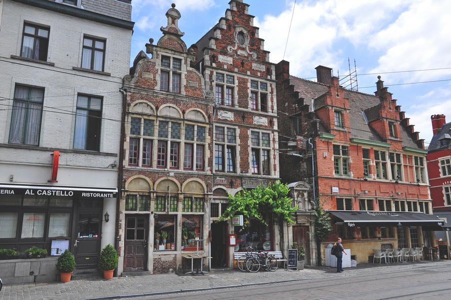 город Гент