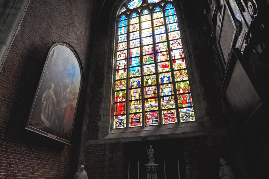 Убранство церкви Святого Николая