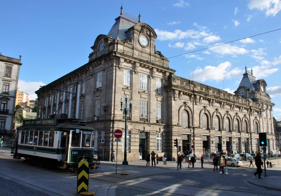 жд вокзал Сан Бенту