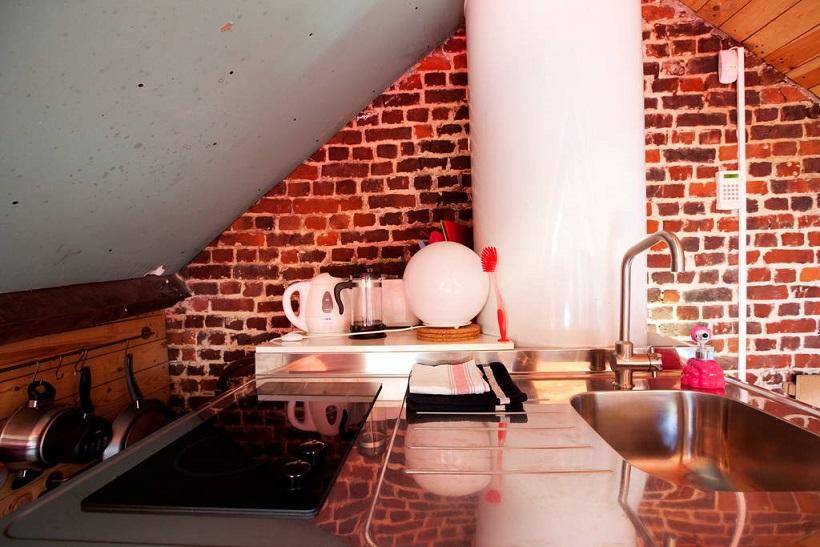 мини-кухня в квартире