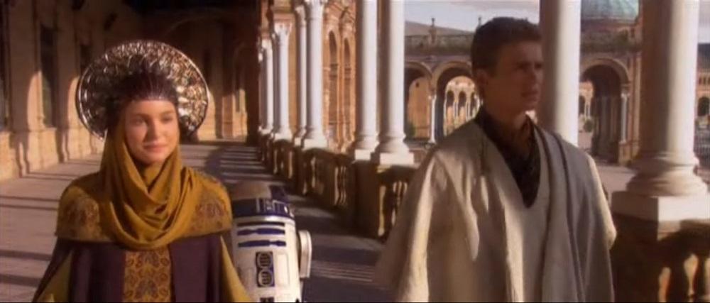 Эпизод из звездных войн
