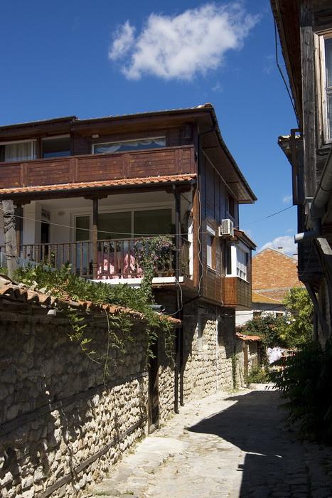 просто переулок в старом Несебре