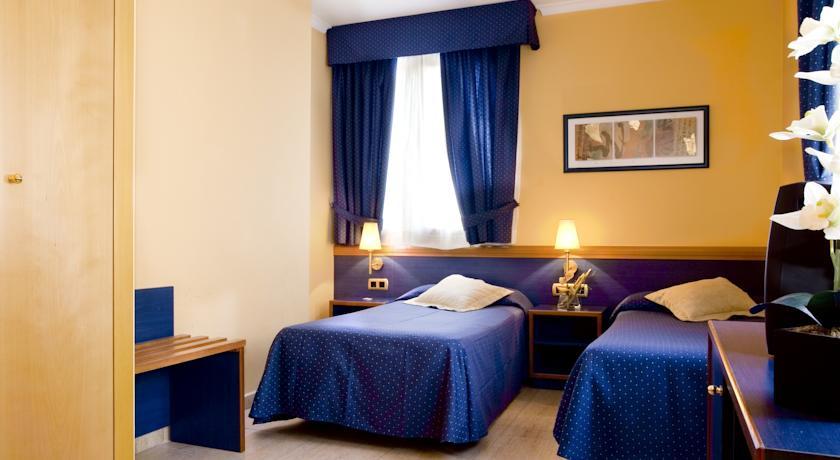 двухместный номер в Hotel Oasis в Барселоне