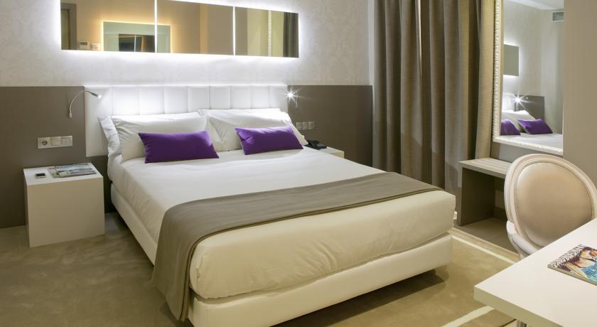 двухместный номер в отеле Musik Boutique Hotel