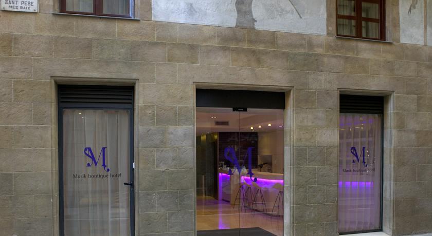 Musik Boutique Hotel в Барселоне