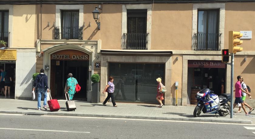 Hotel Oasis в Барселоне