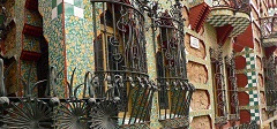 Дом Висенс – очередное творение Антонио Гауди