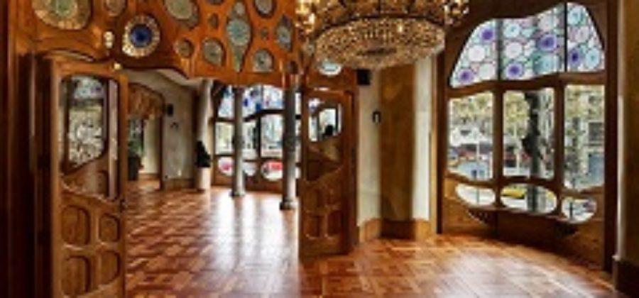 Дом Мила — самый известный проект Антонио Гауди