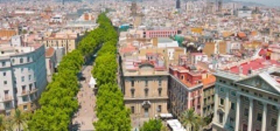 Монумент Колумбу – еще одна смотровая площадка Барселоны