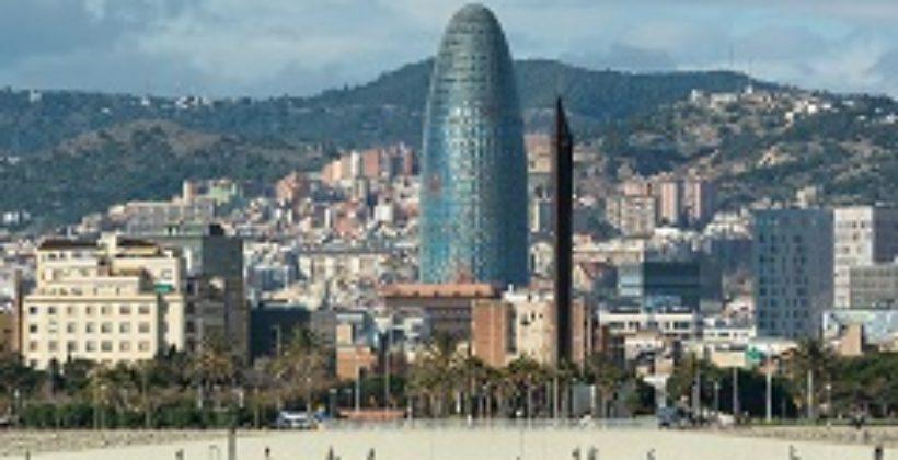 Башня Агбар – современный небоскреб Барселоны