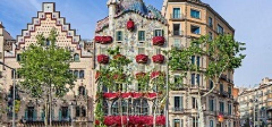 Дом Амалье — неоготика и модерн во всей красе