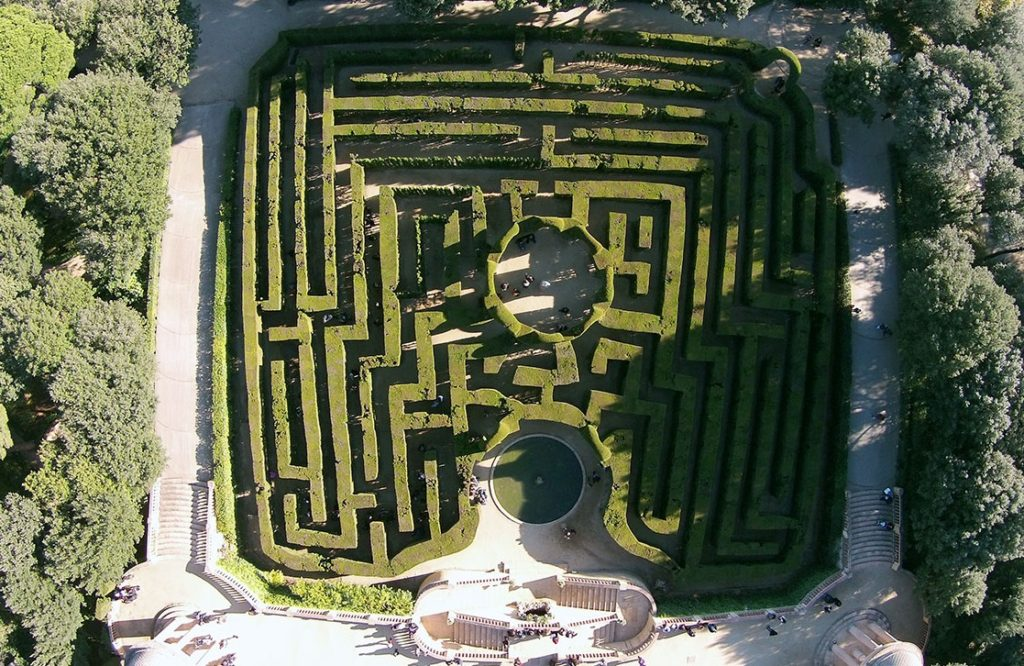 labirint-orta