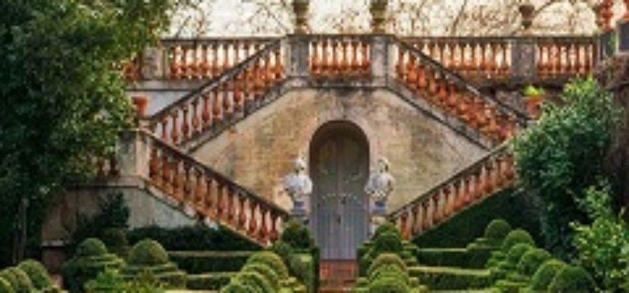 Парк Лабиринт Орта – исторический сад в Барселоне