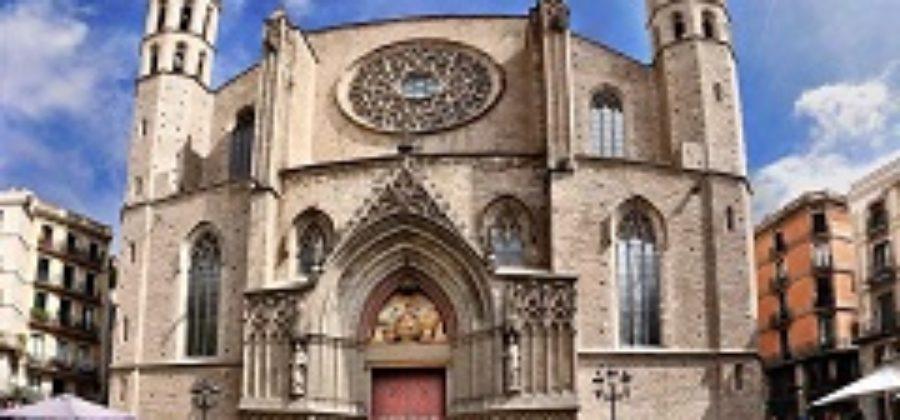 Церковь Санта-Мария-дель-Мар – гордость всей Каталонии