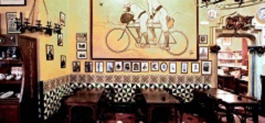 Кафе Четыре кота — излюбленное место Пабло Пикассо