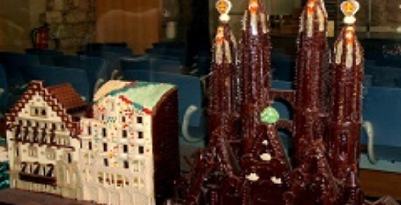 Музей шоколада в Барселоне — такая вот сладкая Каталония