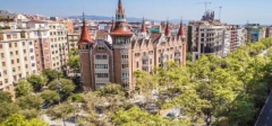 Каса Террадес — дом с шипами