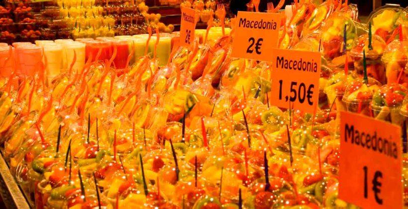 Цены в Барселоне — билеты, виза, жилье, еда, транспорт