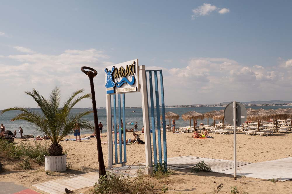 new west beach Sveti Vlas