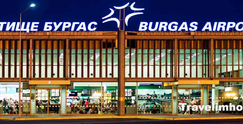 Аэропорт Бургас — как добраться до Несебра и других курортов Болгарии