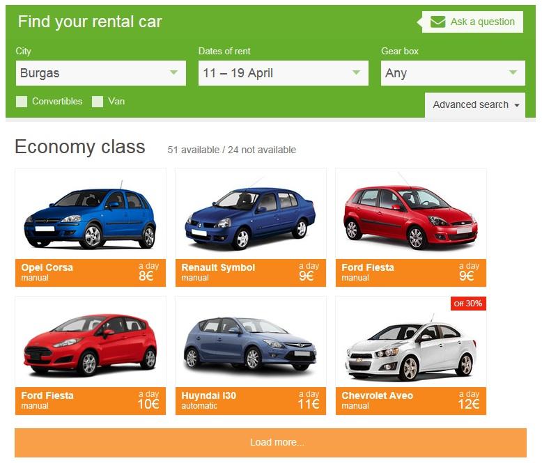 ceny na prokat avto