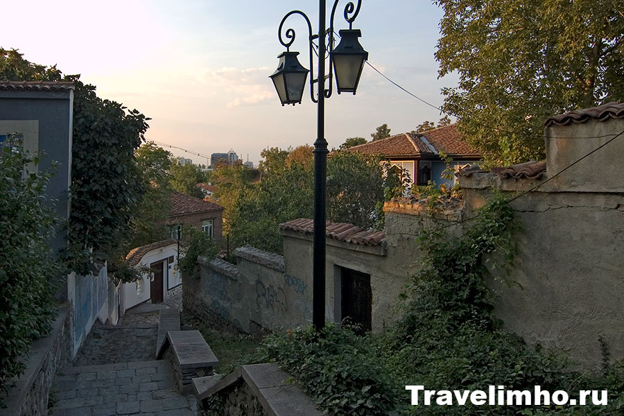 ulicy Plovdiva